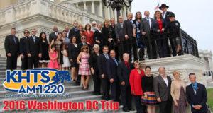 2016 KHTS Washington DC Trip