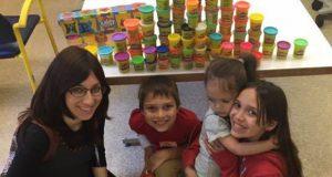 Children's Hospital Los Angeles, Brooklyn's Blessing, Tiffany Hernandez, Play-Doh, Donations, Therapy, Santa Clarita, Santa Clarita Residents, Santa Clarita Community, donating,