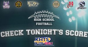 KHTS Game of the Week