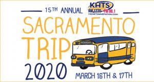 2020 Sacramento Road Trip