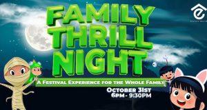 Elevate Church - Family Thrill Night