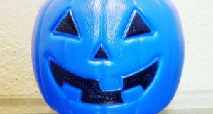 Blue Halloween Buckets Promote Autism Awareness, Santa Clarita Expert Weighs In