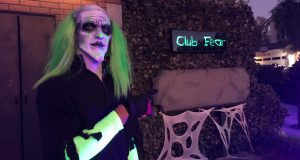 KHTS Goes Behind The Scenes Of Haunted Houses In Santa Clarita Part Three – Club Fear