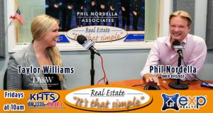 Real Estate: It's That Simple with Phil Nordella & Taylor Williams