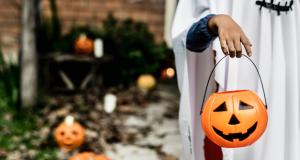 Trick or treating LA County Halloween