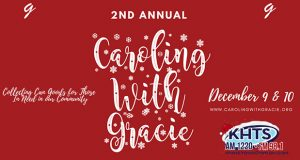2nd Annual Caroling with Gracie
