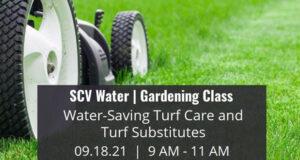 SCV Water Gardening Class Sept 2021